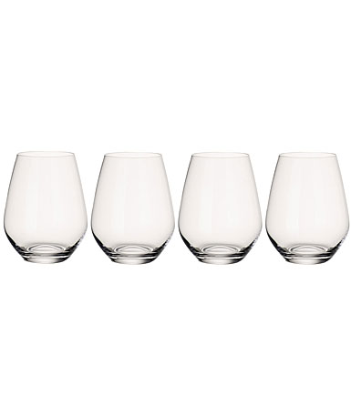 Villeroy and Boch Ovid Water, Juice Tumbler Set of 4