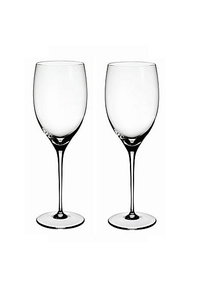 Villeroy and Boch Allegorie Premium Chardonnay Pair