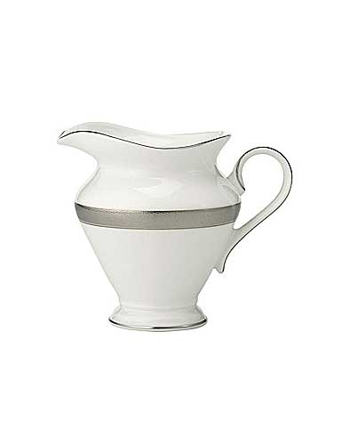 Waterford China Newgrange Platinum Creamer