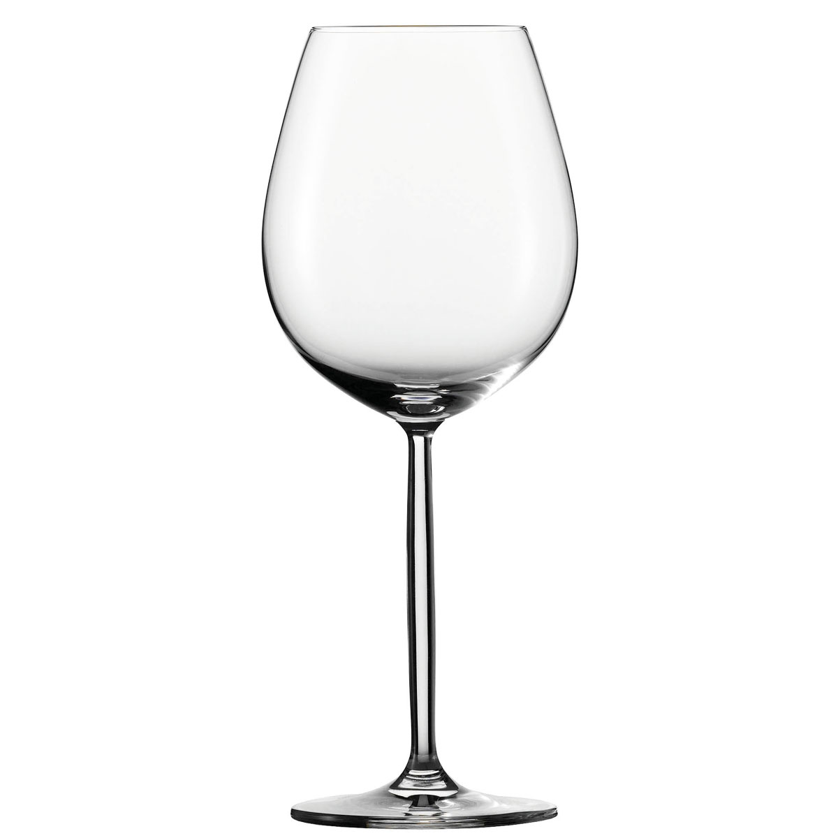 Schott Zwiesel Tritan Crystal, Diva Crystal Wine and Water Crystal Goblet, Single