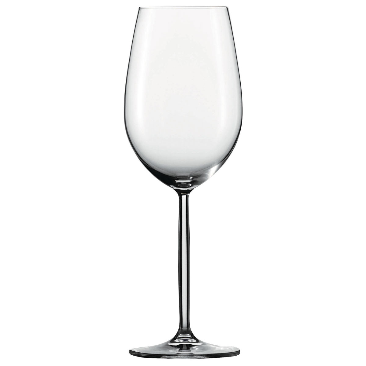 Schott Zwiesel Tritan Crystal, Diva Bordeaux, Cabernet Glass, Single