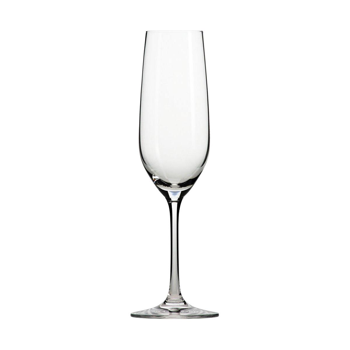 Schott Zwiesel Tritan Crystal, Forte Champagne Crystal Flute, Single