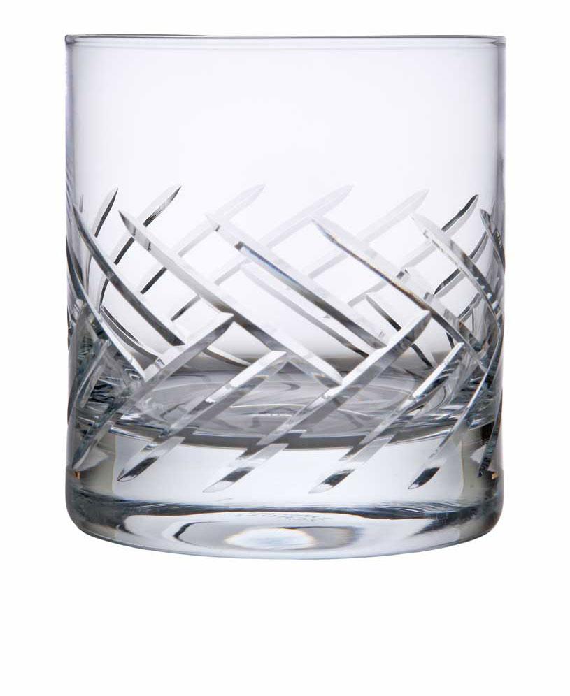 Schott Zwiesel Tritan Crystal, Distil Arran Old Fashioned Tumbler Glass, Single