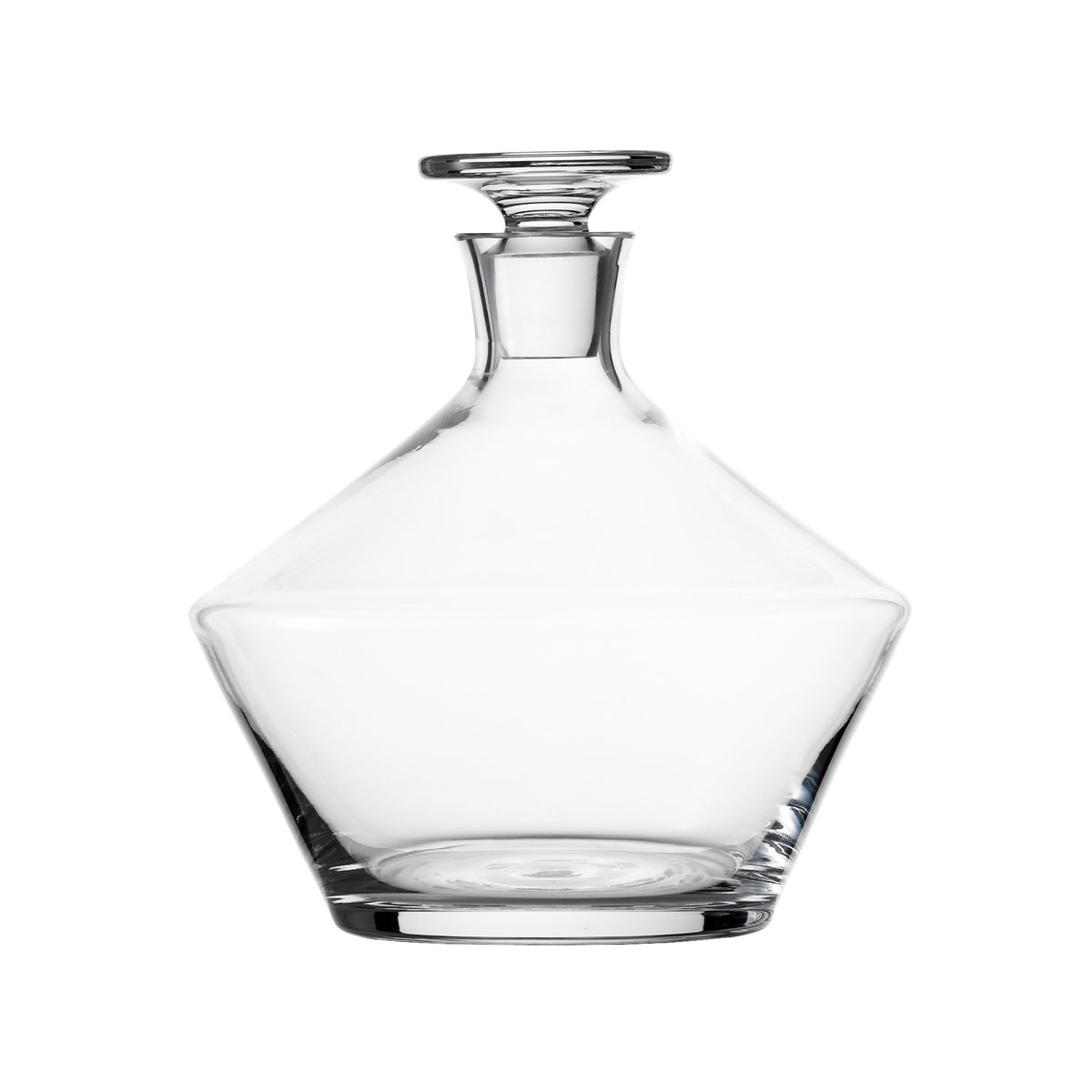 Schott Zwiesel Tritan Crystal, Pure Whiskey Crystal Decanter With Stopper