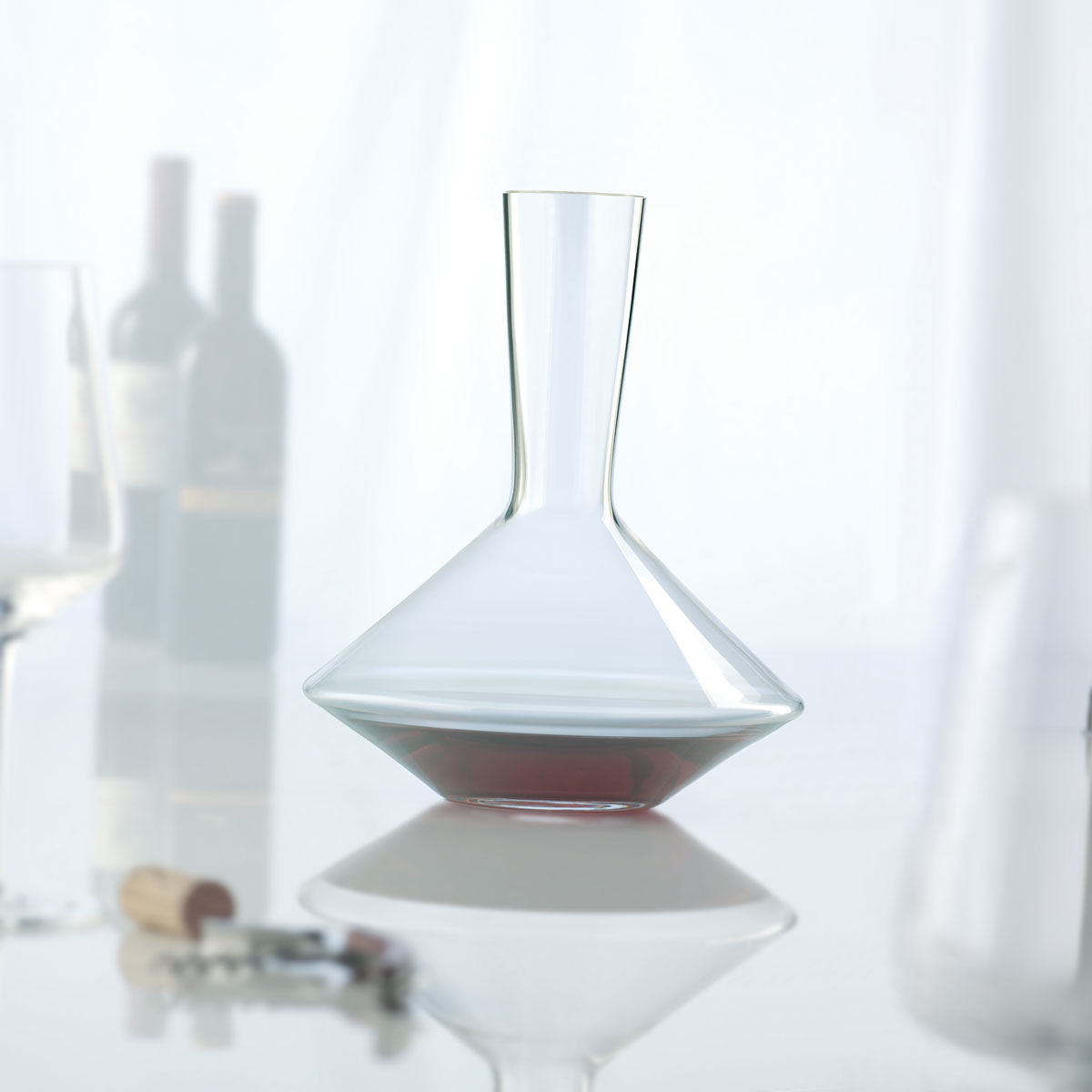 Schott Zwiesel Tritan Crystal, Pure Crystal Red Wine Decanter