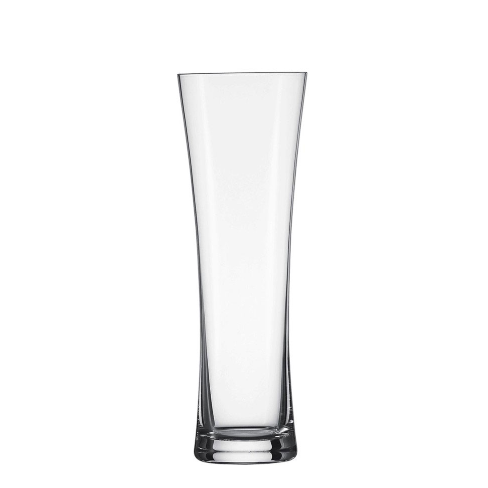 Schott Zwiesel Tritan Crystal, Crystal Beer Basic Small Wheat Beer Glass, Single