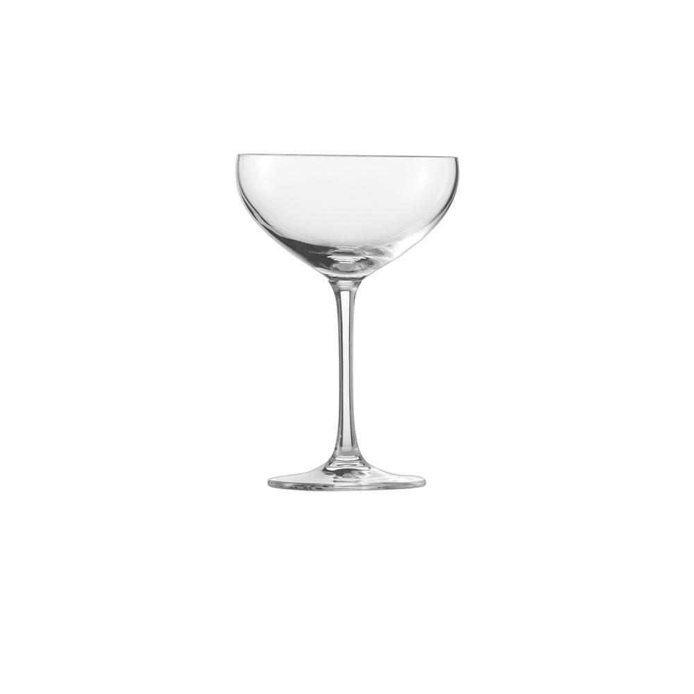Schott Zwiesel Tritan Crystal, Bar Special Saucer Crystal Champagne, Single