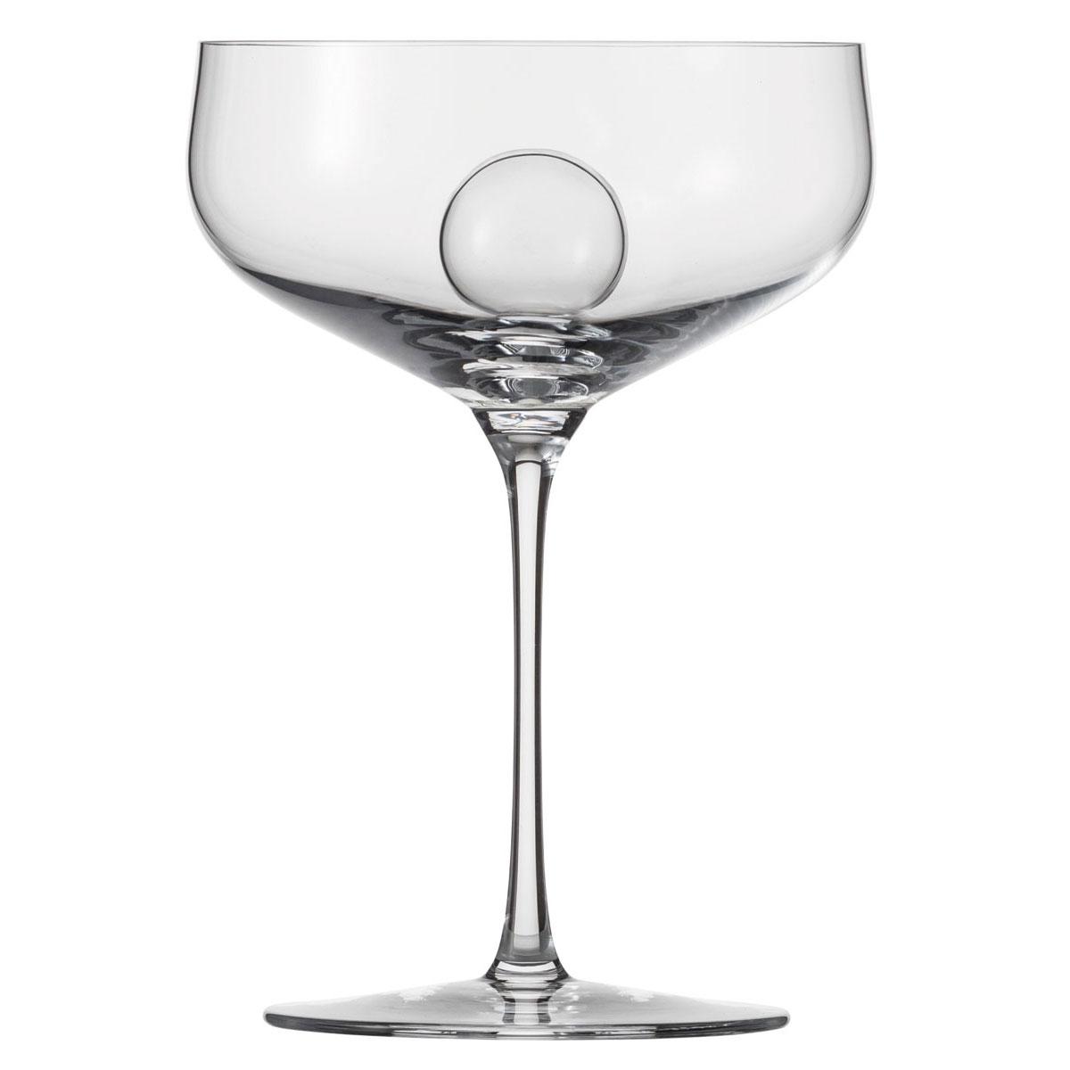 Schott Zwiesel Tritan Crystal, 1872 Air Sense Saucer Crystal Champagne Glass, Single