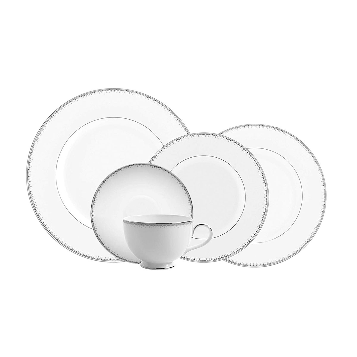 Royal Doulton Dentelle Collection, Bread and Butter Plate, Single
