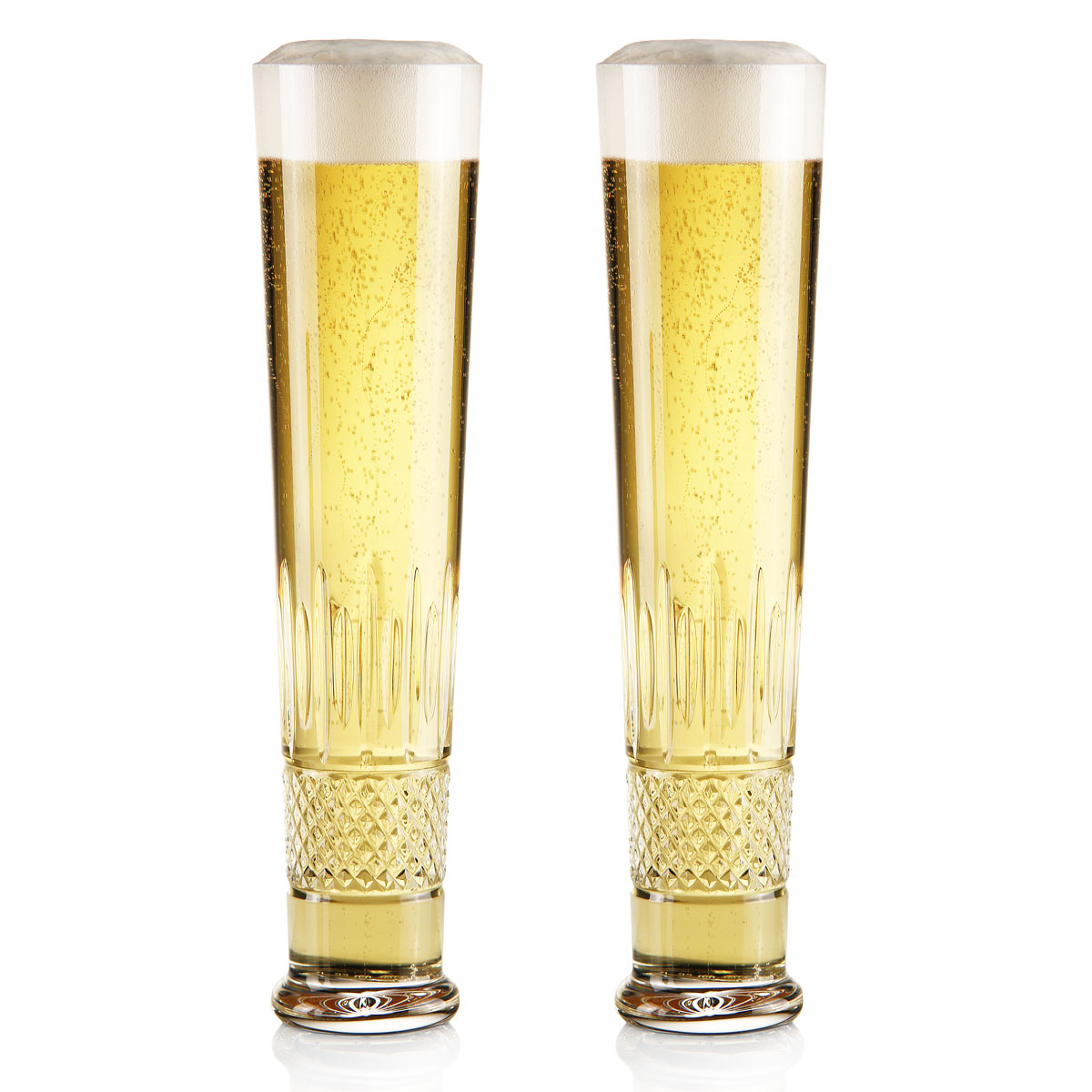 Cashs Ireland, Cooper Lager, Pilsner Beer Glass 1+1 Free