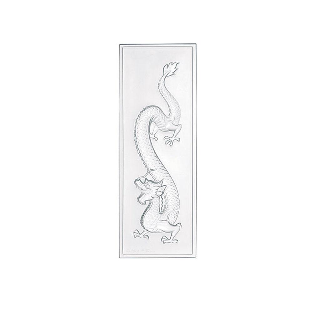 Lalique Tianlong Panel, Clear