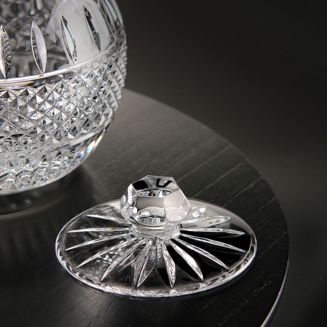 Waterford Crystal, Biscuit Barrel Lid Only