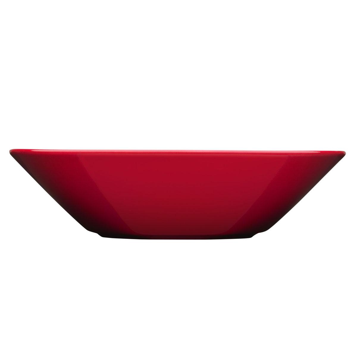 Iittala Teema Pasta Bowl Red