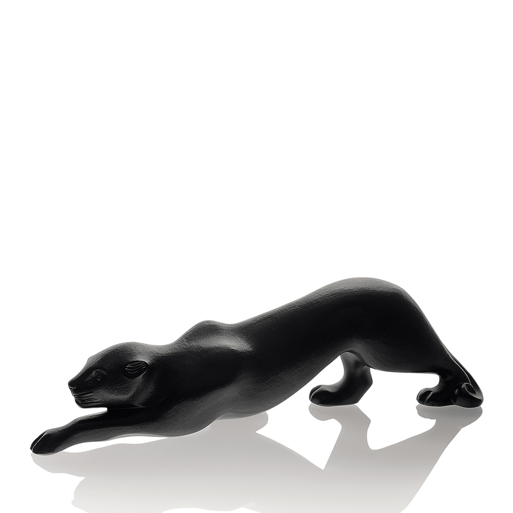 "Lalique Zeila Black Panther 20"", Limited Edition"