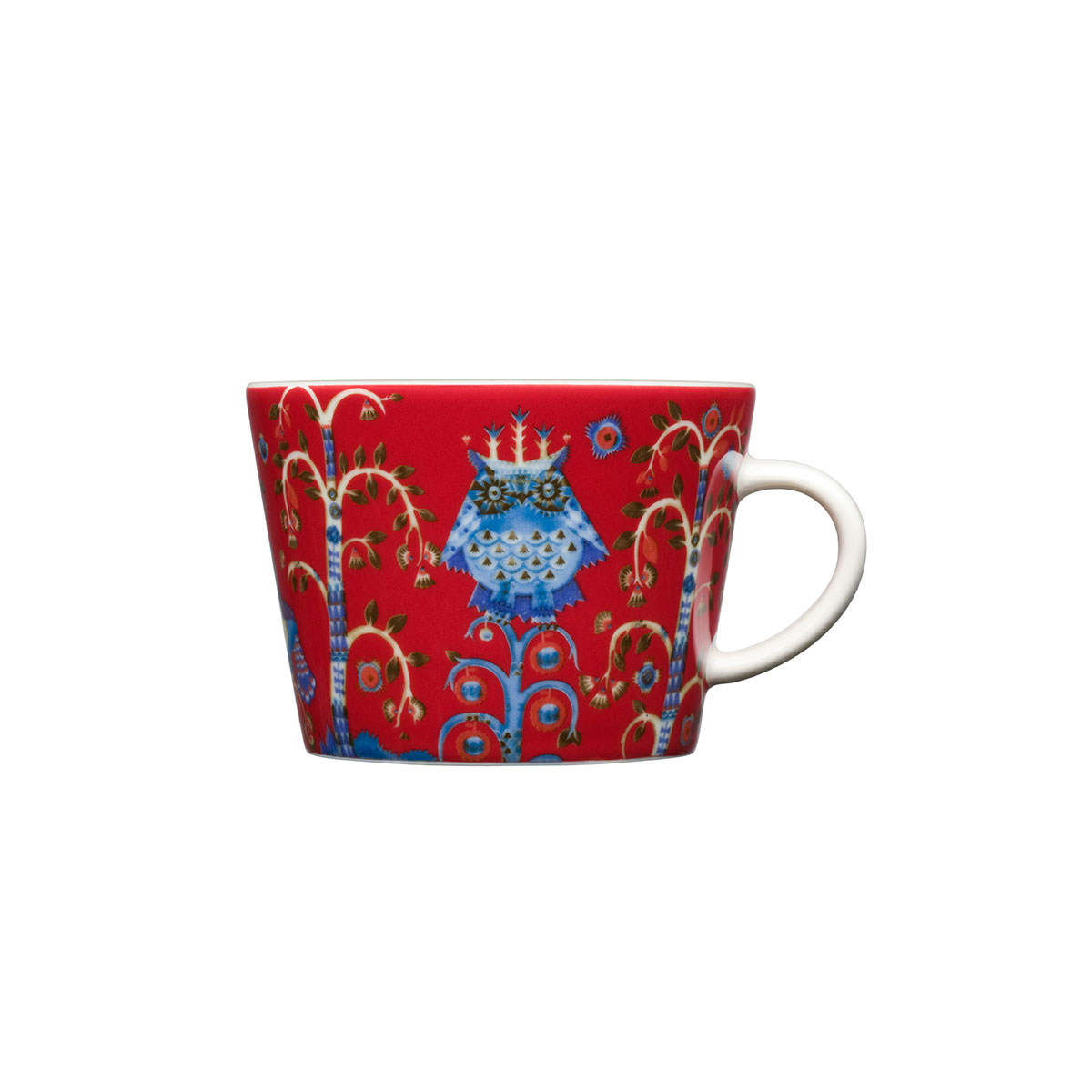 Iittala Taika Coffee Tea Cup Red
