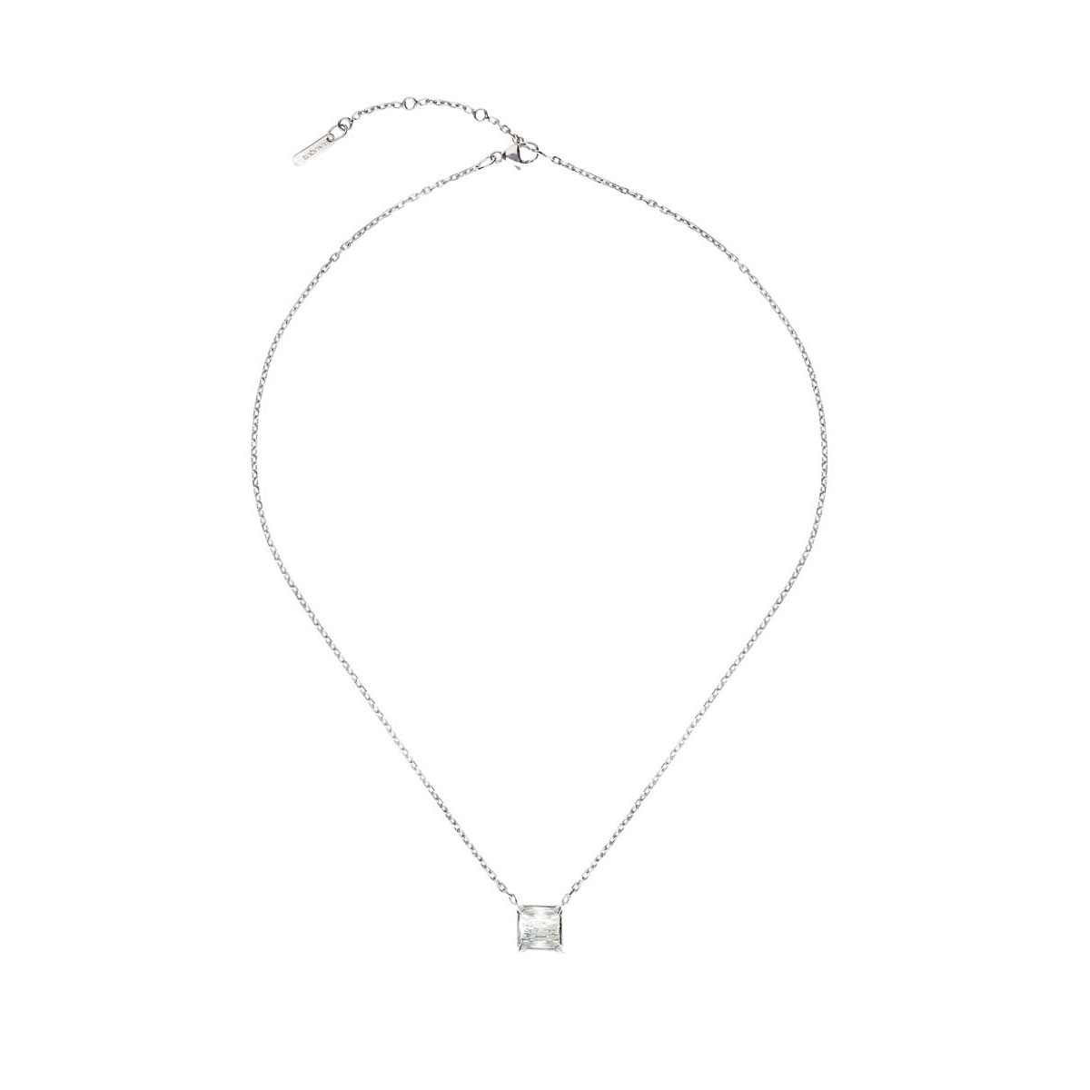 Lalique Rayonnante Necklace, Clear