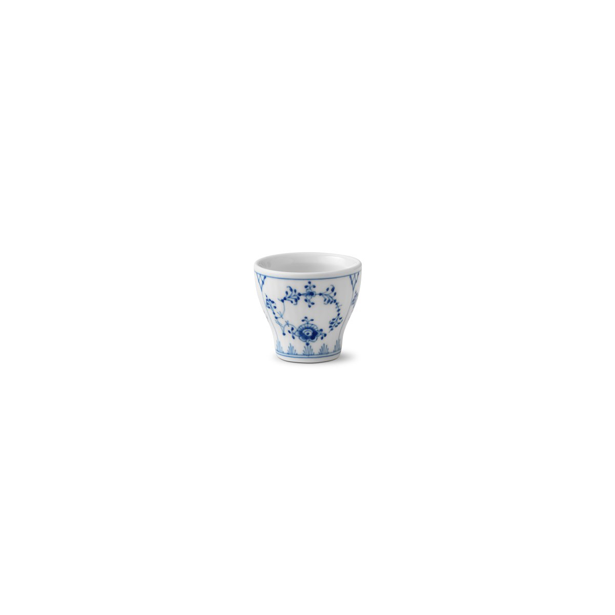 Royal Copenhagen, Blue Fluted Plain Egg Cup 2""