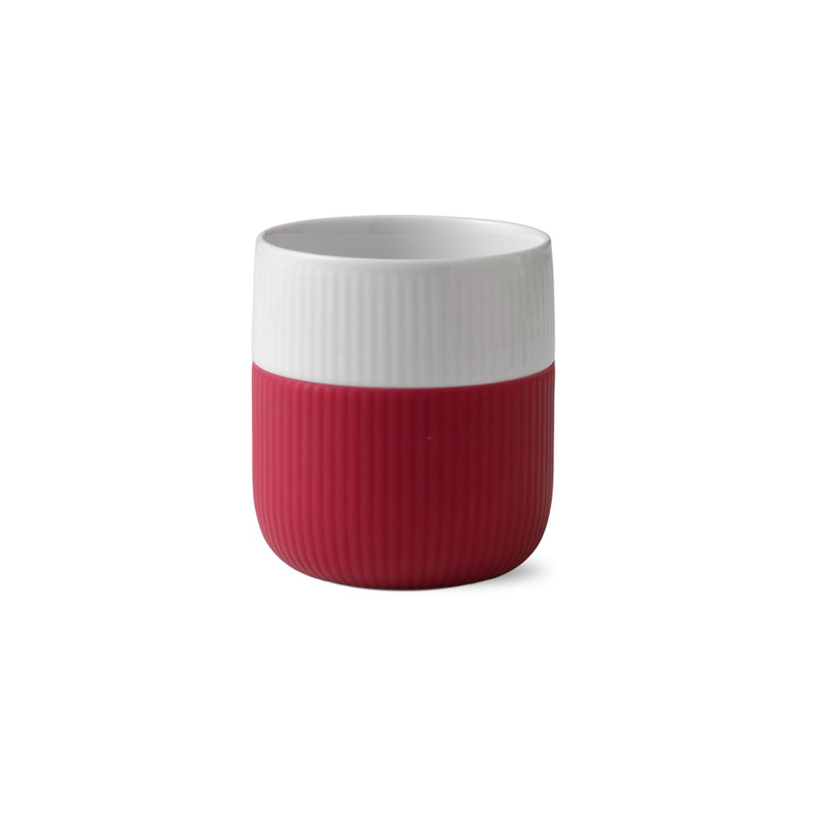 Royal Copenhagen, Contrast Mug Raspberry 11oz.