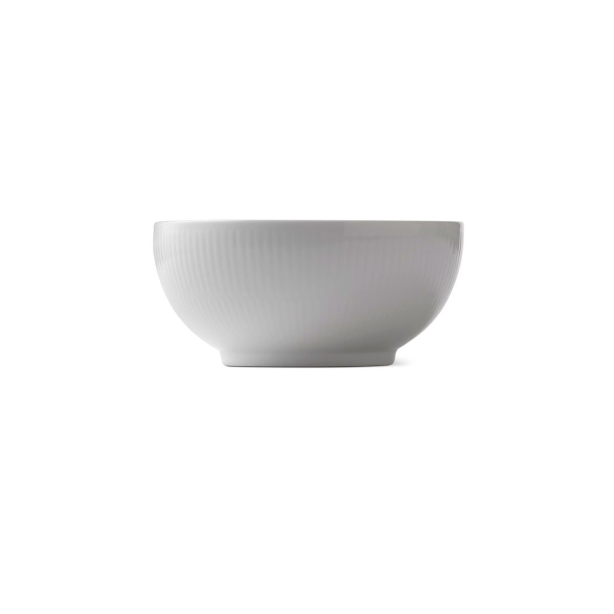 Royal Copenhagen, White Fluted Bowl 1.5 Pint