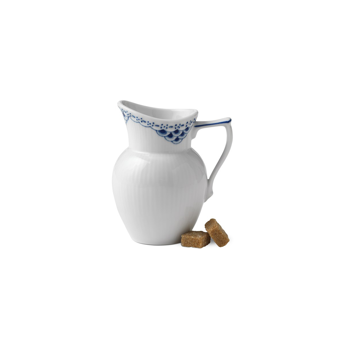 Royal Copenhagen, Princess Creamer 5.75oz.