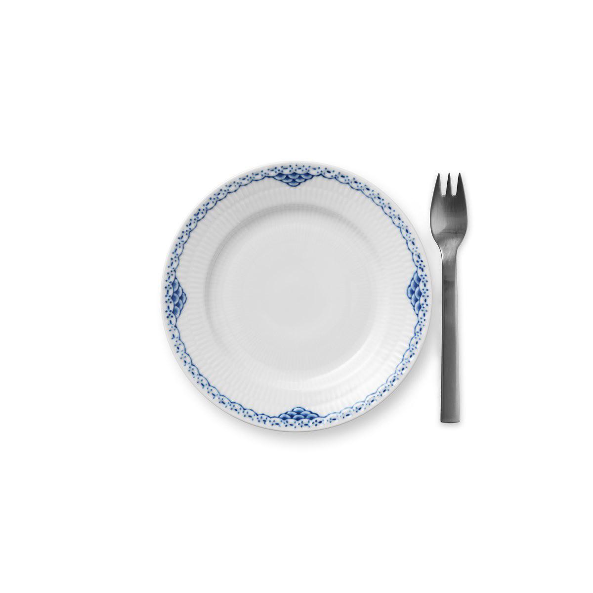 "Royal Copenhagen, Princess Bread and Butter Plate 6.75"""