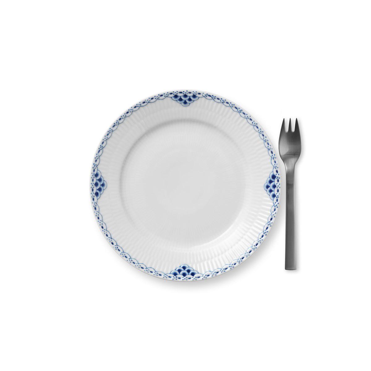 """Royal Copenhagen, Princess Dessert Plate 7.5"""""""