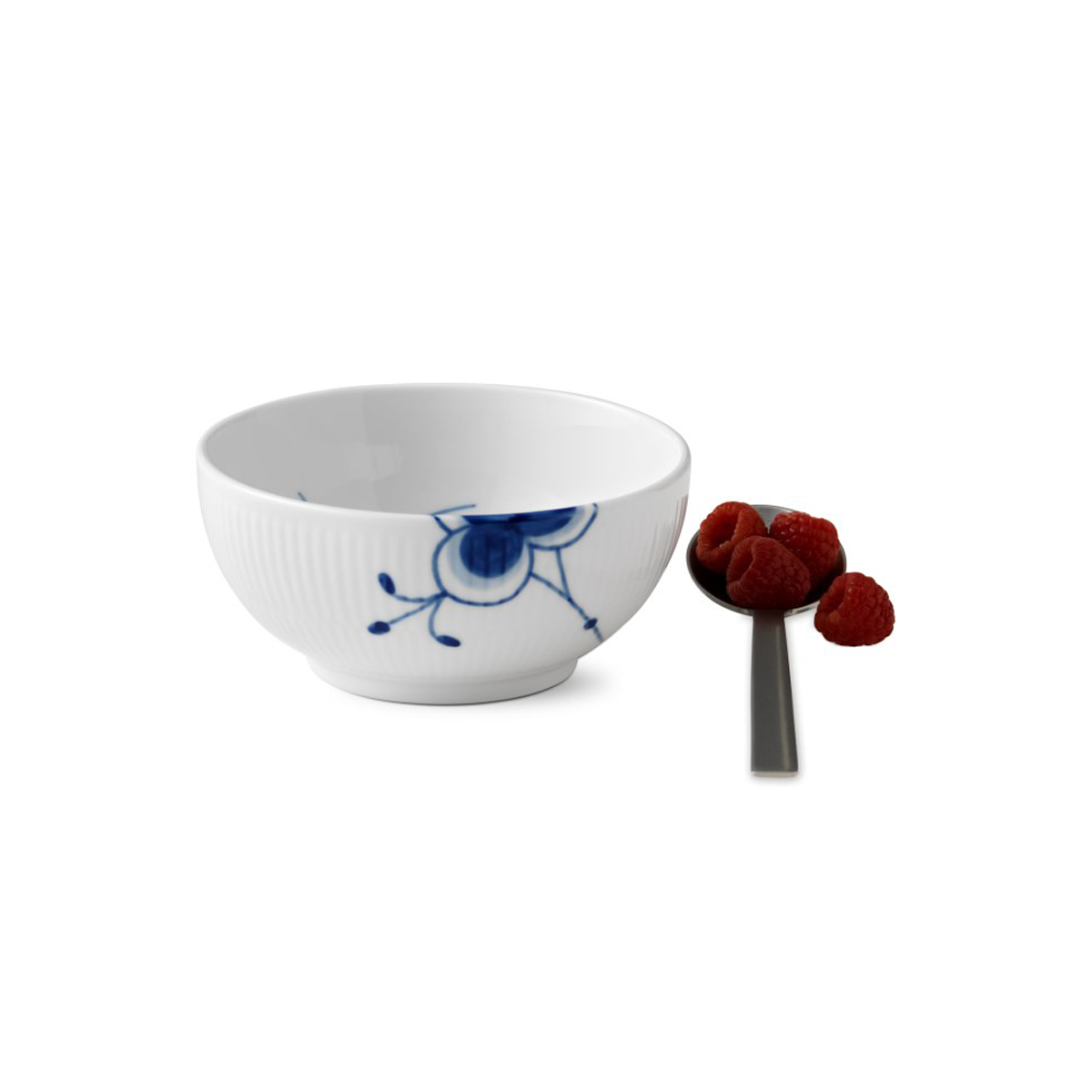 Royal Copenhagen, Blue Fluted Mega Bowl 1 Pint