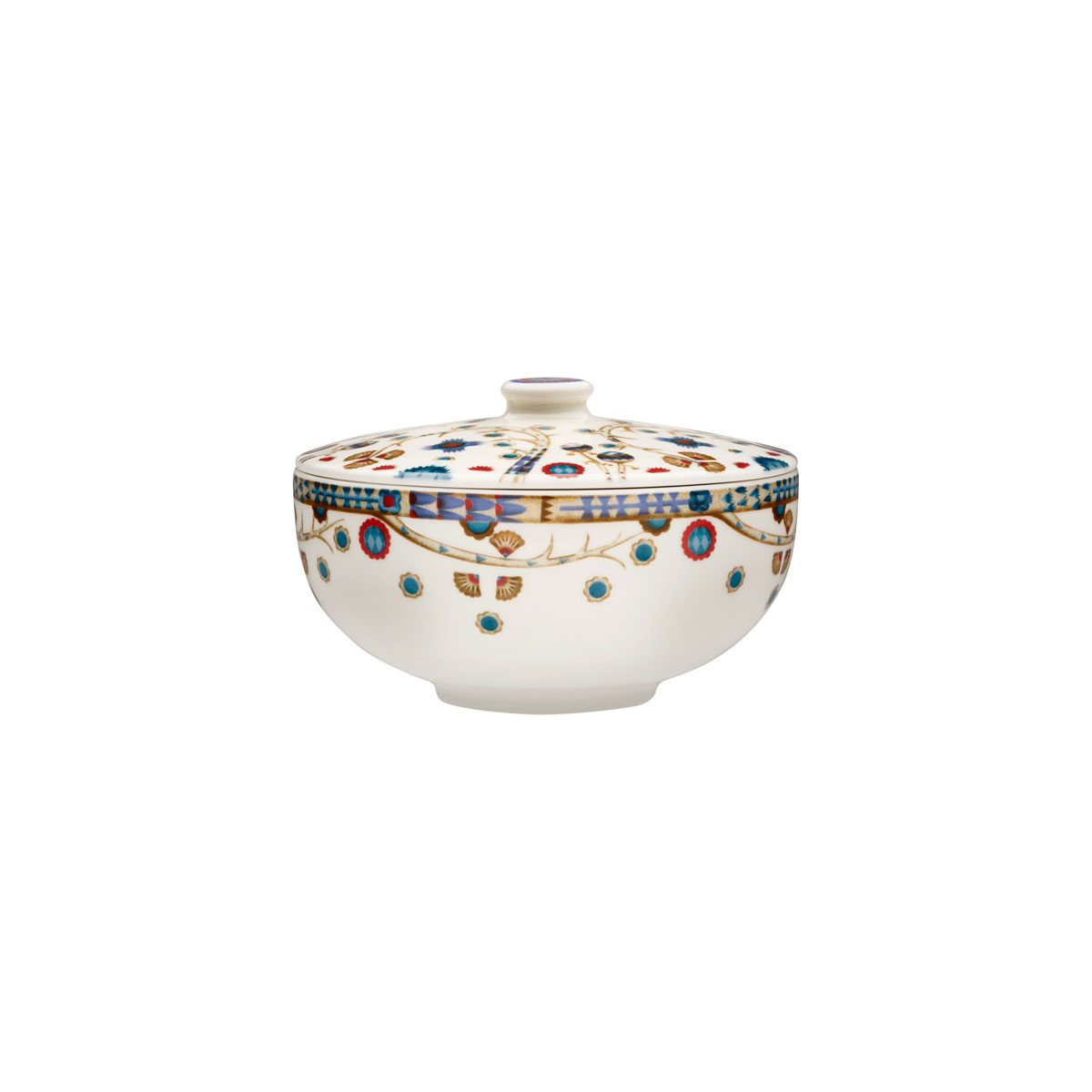 """Iittala Taika Soup Bowl With Lid 6.3"""""""