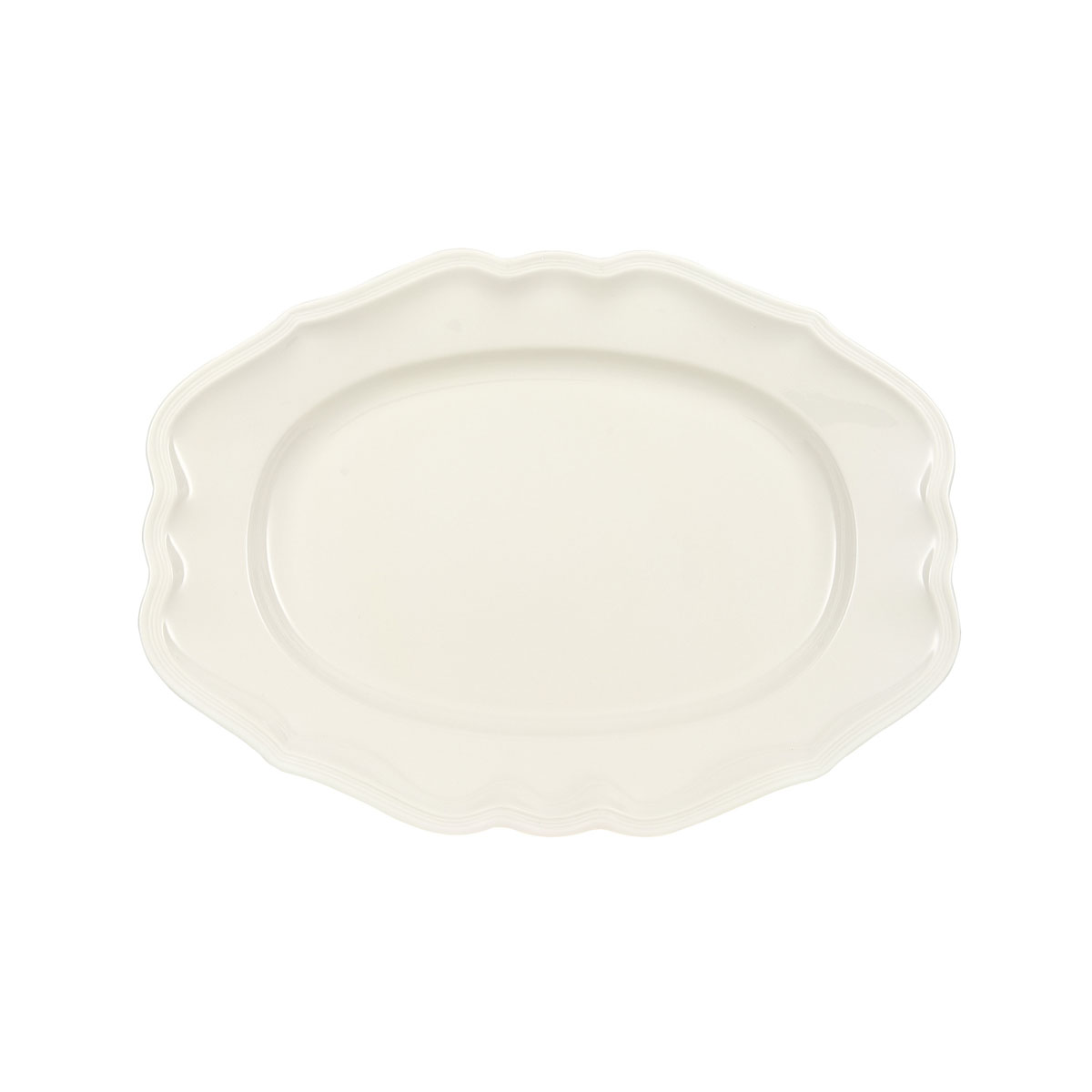 "Villeroy and Boch Manoir 14.5"" Oval Platter"