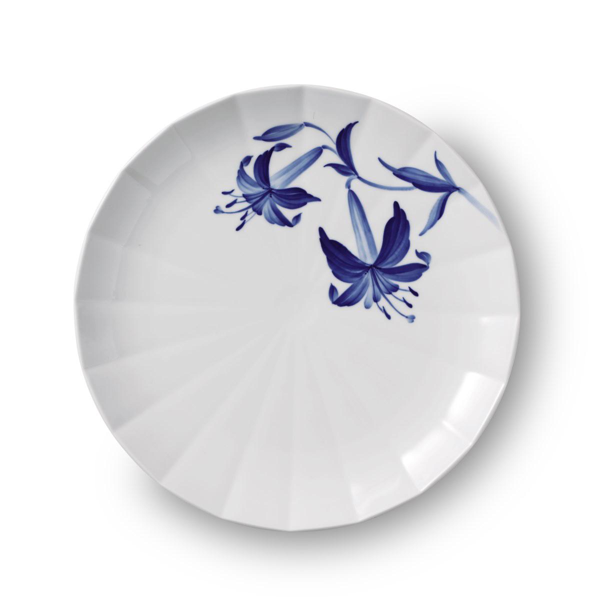 Royal Copenhagen, Blomst Dinner Plate Lily