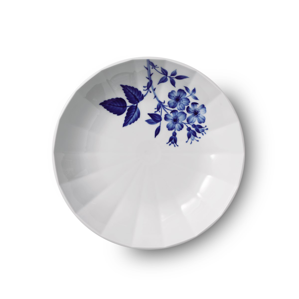 Royal Copenhagen, Blomst Pasta Bowl Rose