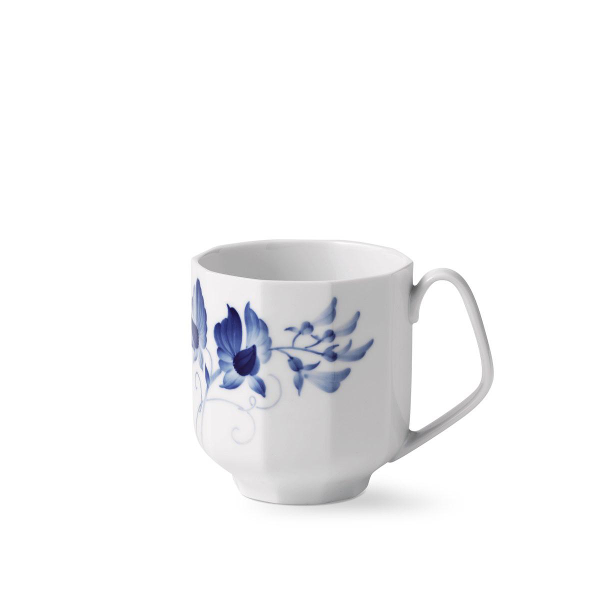 Royal Copenhagen, Blomst Mug Sweet Pea 11oz.