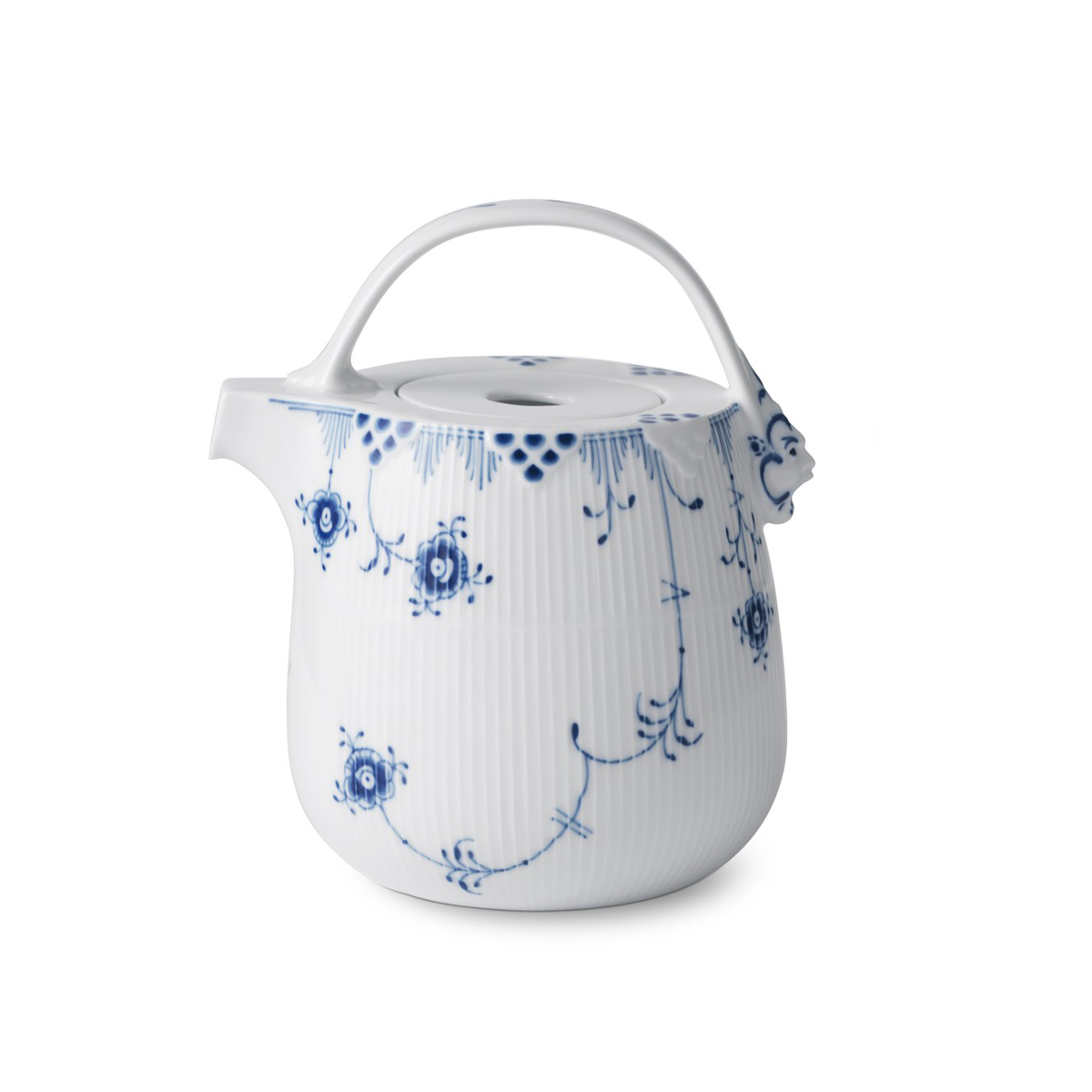 Royal Copenhagen, Blue Elements Teapot 1 Quart