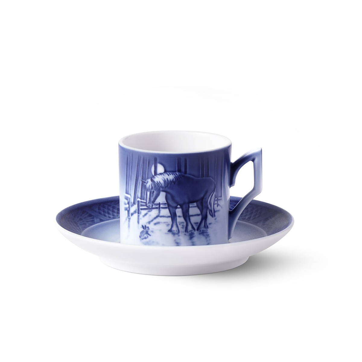 Royal Copenhagen 2019 Cup And Saucer Set