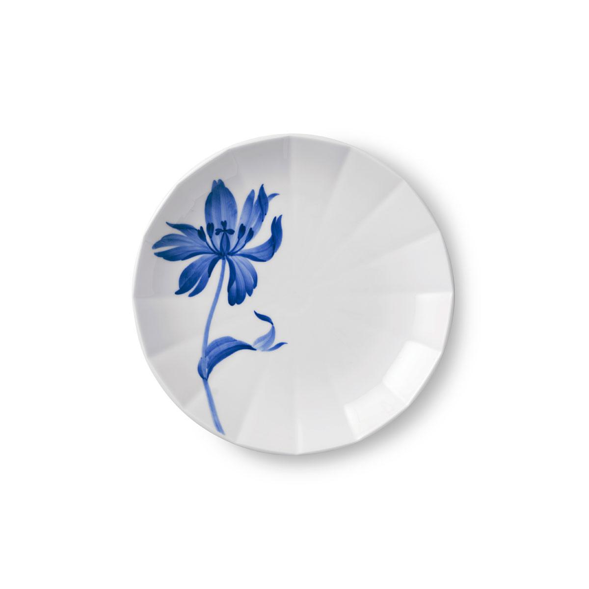 Royal Copenhagen Blomst Dessert Plate Tulip