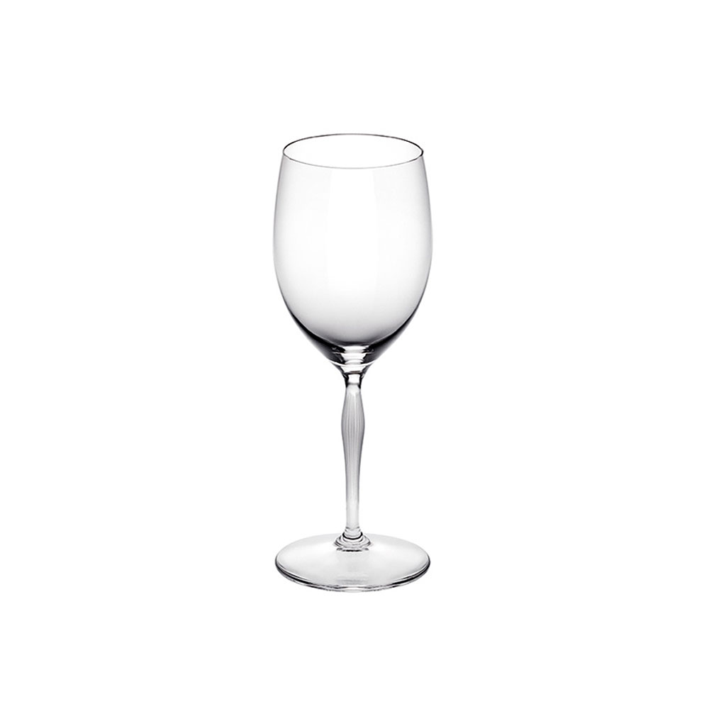 Lalique Crystal, 100 Points Water Glass By James Suckling, Single