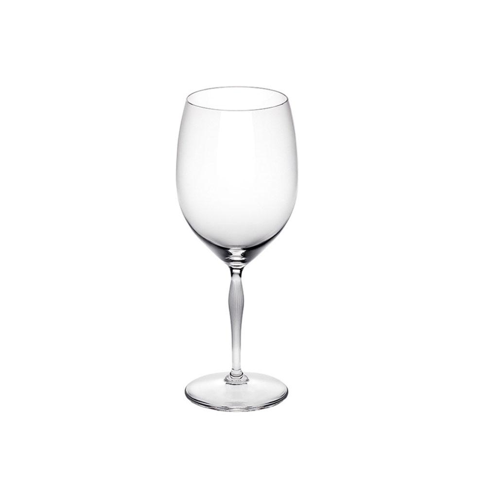 Lalique 100 Points Bordeaux Glass By James Suckling, Single