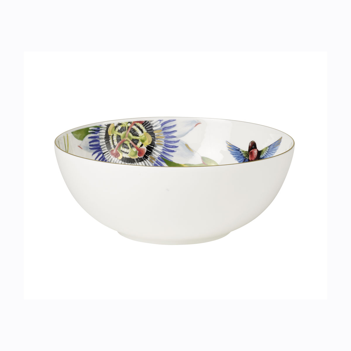 """Villeroy and Boch Amazonia Anmut Round Vegetable Bowl 9"""""""