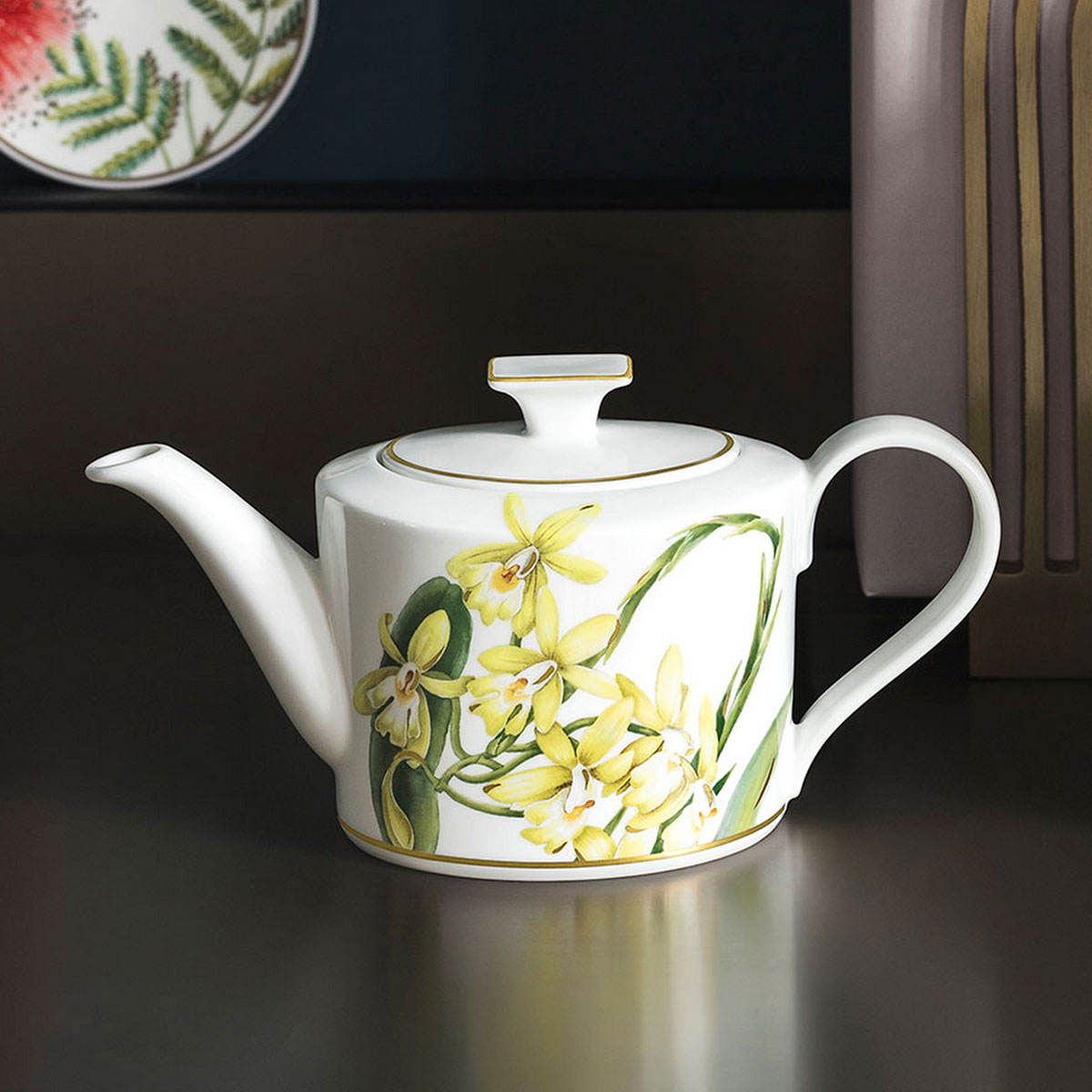 Villeroy and Boch Amazonia Small Teapot