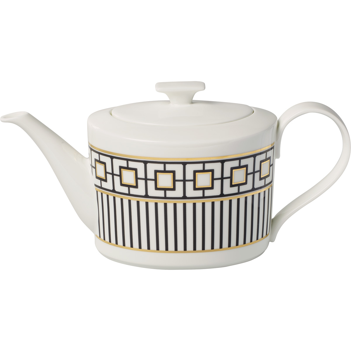 Villeroy and Boch MetroChic Small Teapot