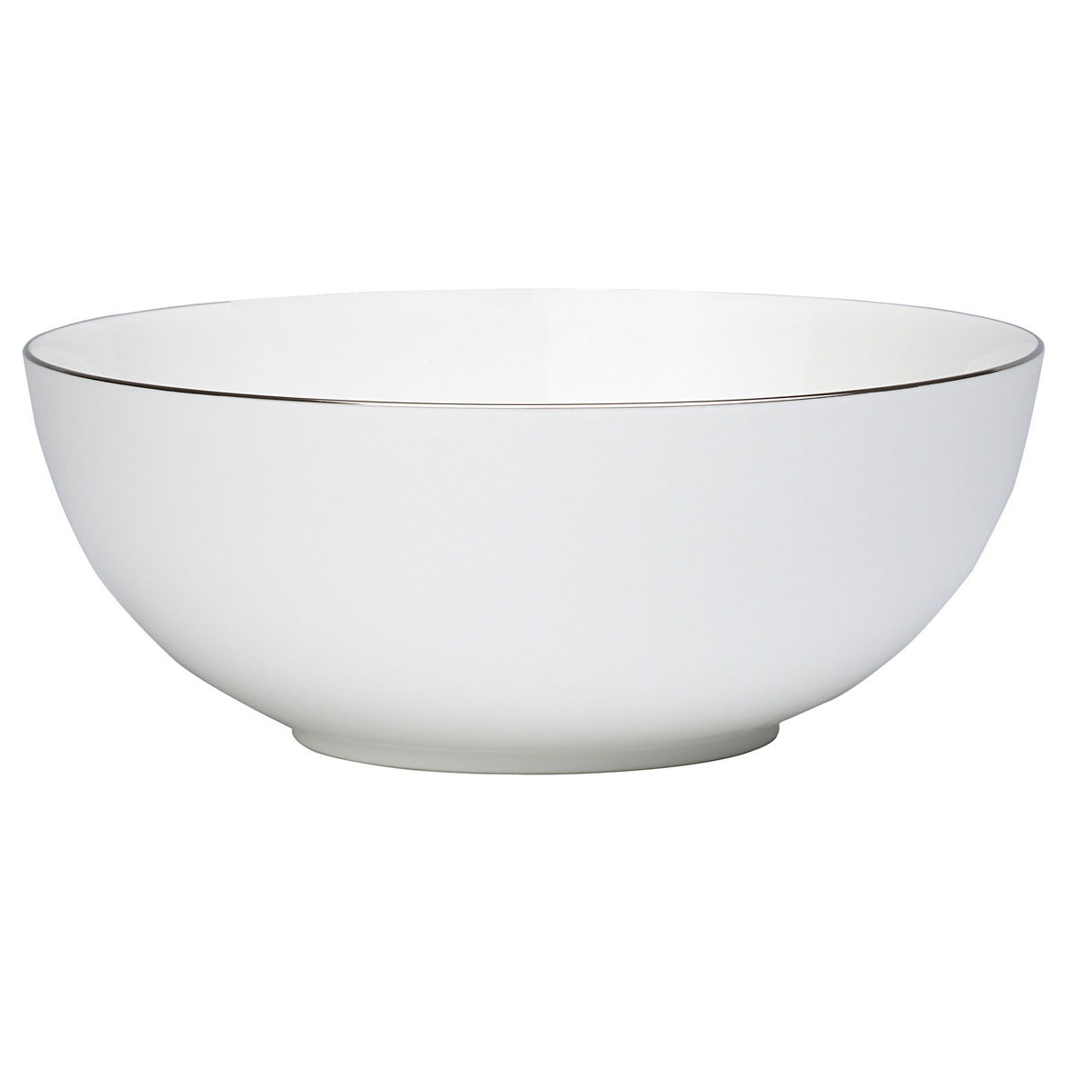 Villeroy and Boch Anmut Platinum Round Vegetable Bowl 8.5""