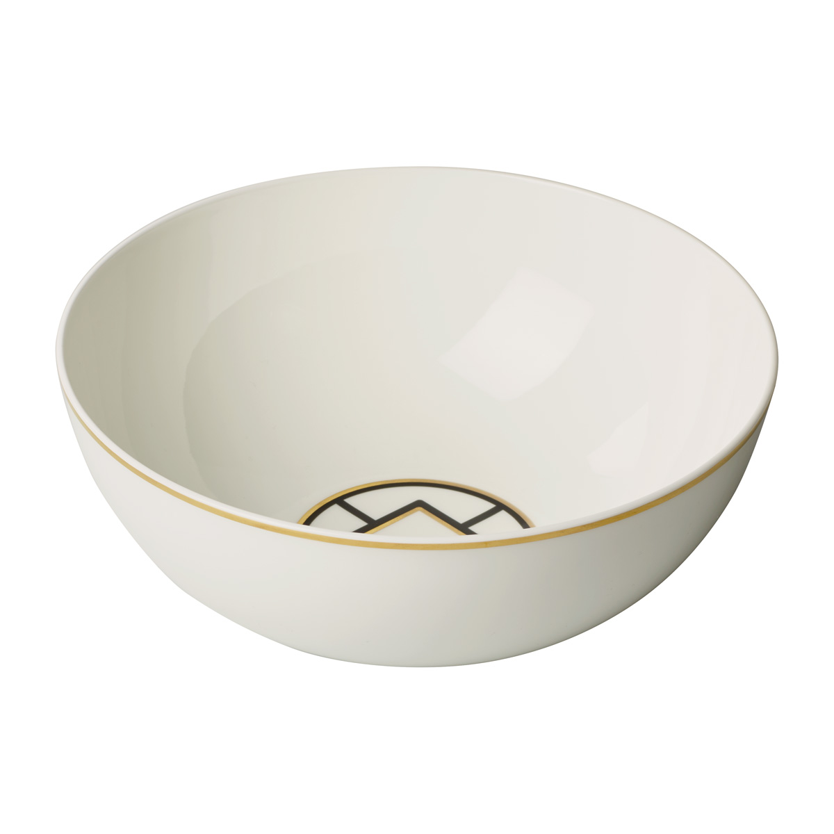 Villeroy and Boch MetroChic Round Vegetable Bowl 9""