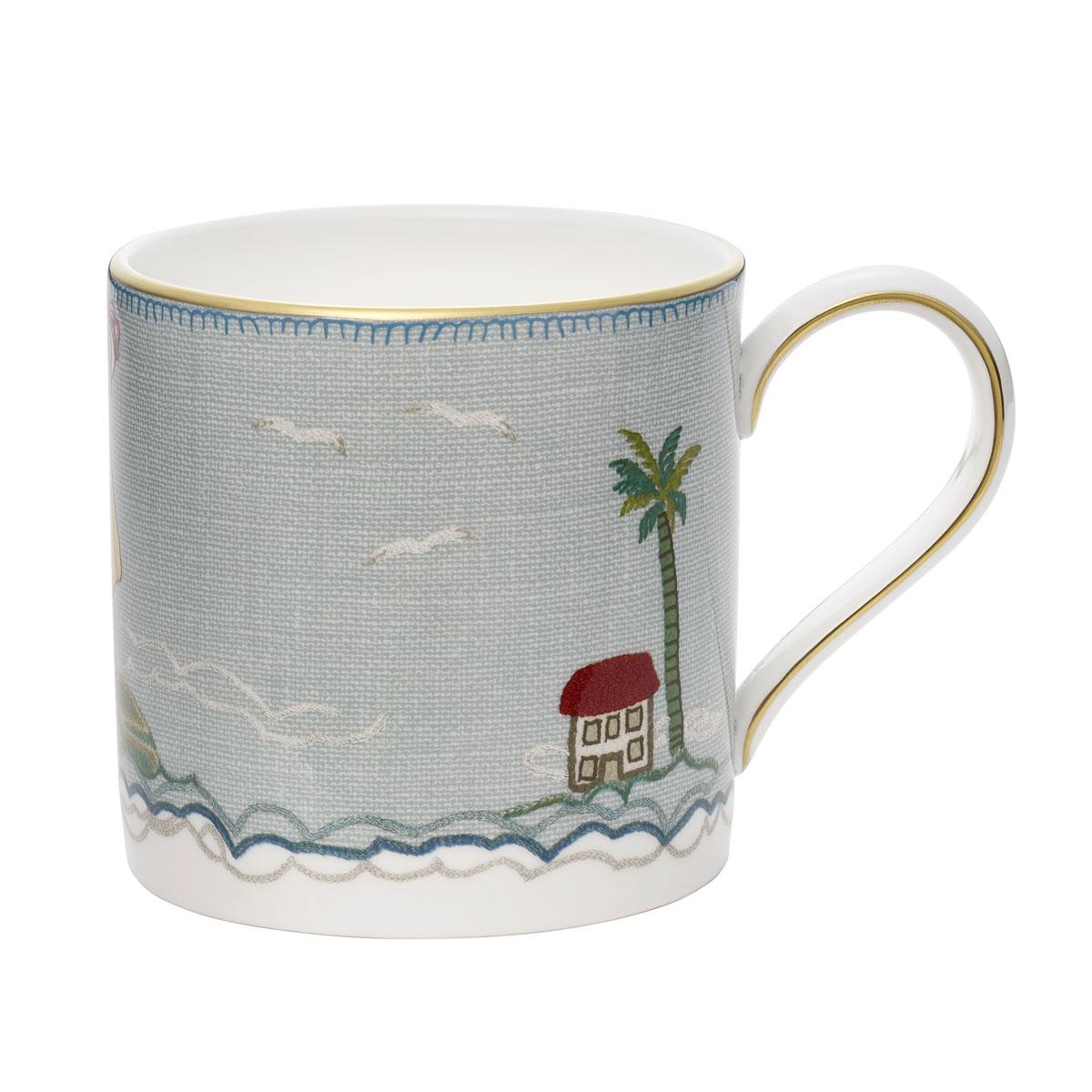 Wedgwood Sailors Farewell Coffee Mug