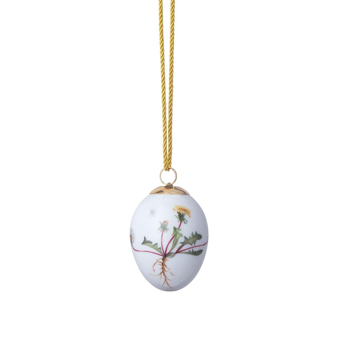 Royal Copenhagen 2020 Easter Egg Dandelion
