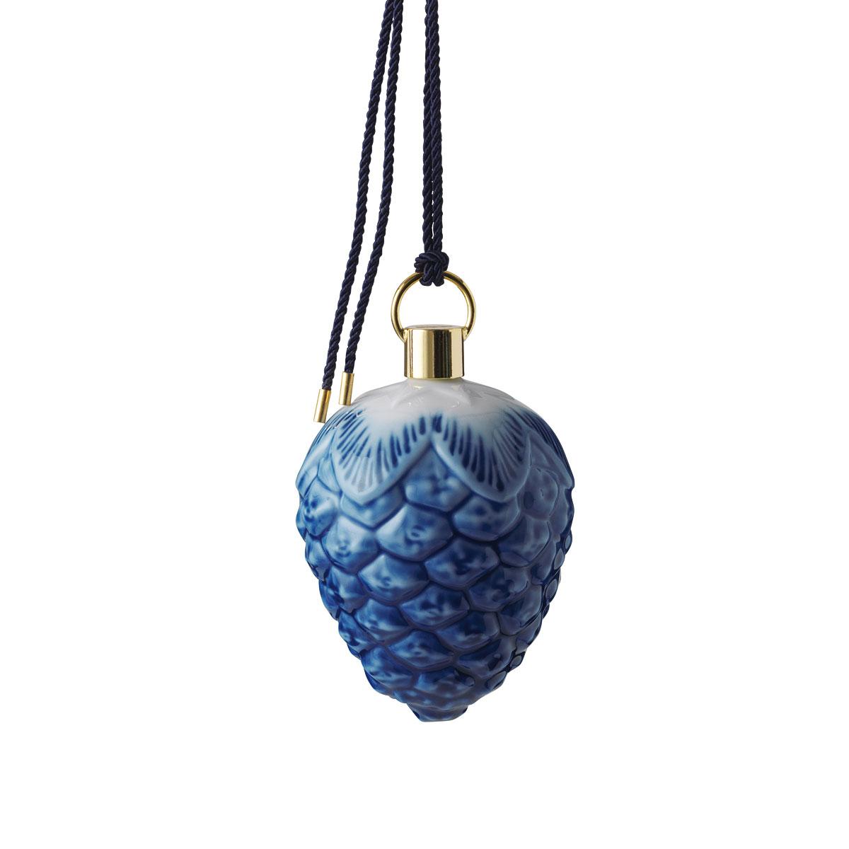 Royal Copenhagen 2020 Pinecone Ornament
