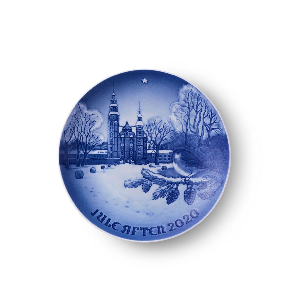 Bing and Grondahl 2020 Christmas Plate
