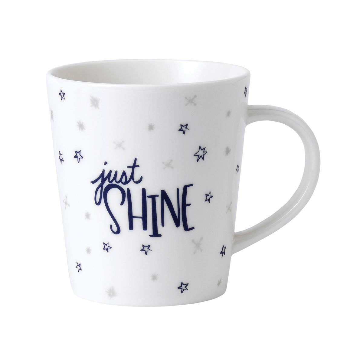 ED Ellen DeGeneres by Royal Doulton Just Shine Mug
