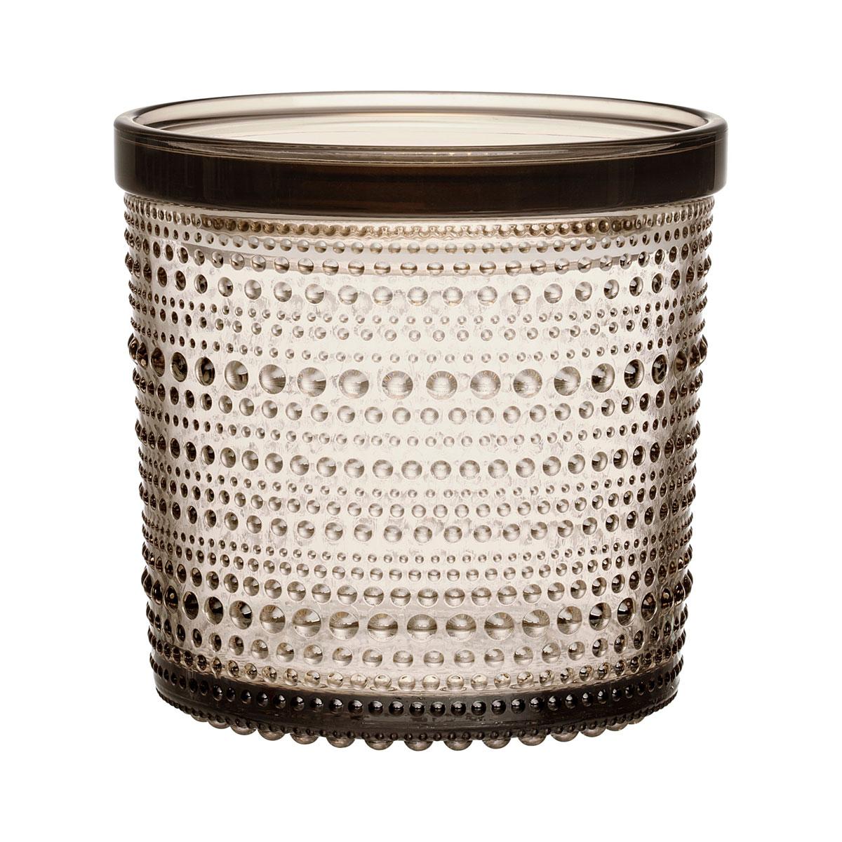 Iittala Kastehelmi Jar Linen