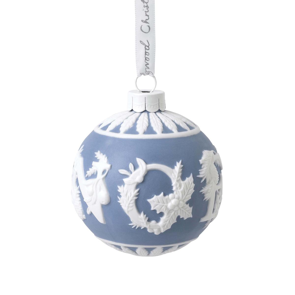 Wedgwood 2020 Noel Ball Ornament