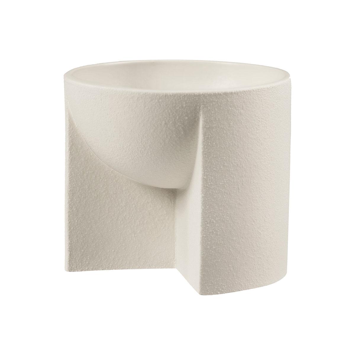 """Iittala Kuru Ceramic Bowl 6.25"""" Beige"""